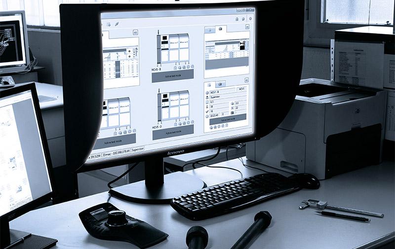 se.gi.tech remote control system